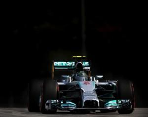 Rosberg Malasia