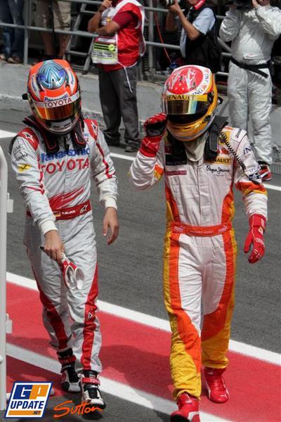 Alonso y Glock
