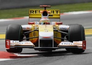 Alonso, libres de Alemania 2009