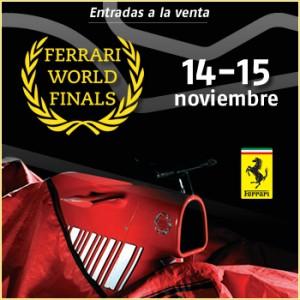 FerrariWorldFinals