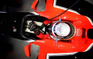 2011-02-13 - Marussia Virgin Racing - Jerez - Jerome DAmbrosio 02