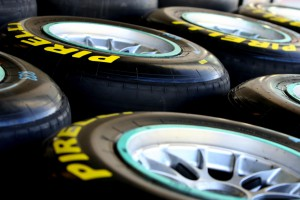 Formula 1 - Pirelli Tyre Testing