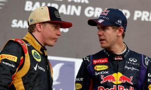 Kimi-Räikkönen, Sebastian-Vettel