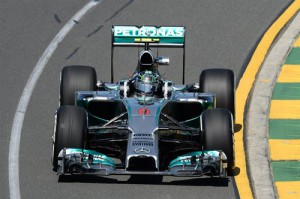 Rosberg Australia
