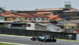 Rosberg mercedes brasil