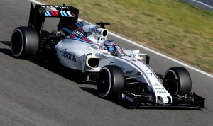 bottas pretemporada williams 2016