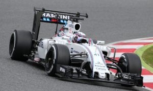 williams test barcelona
