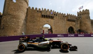 perez force india baku europa 2016
