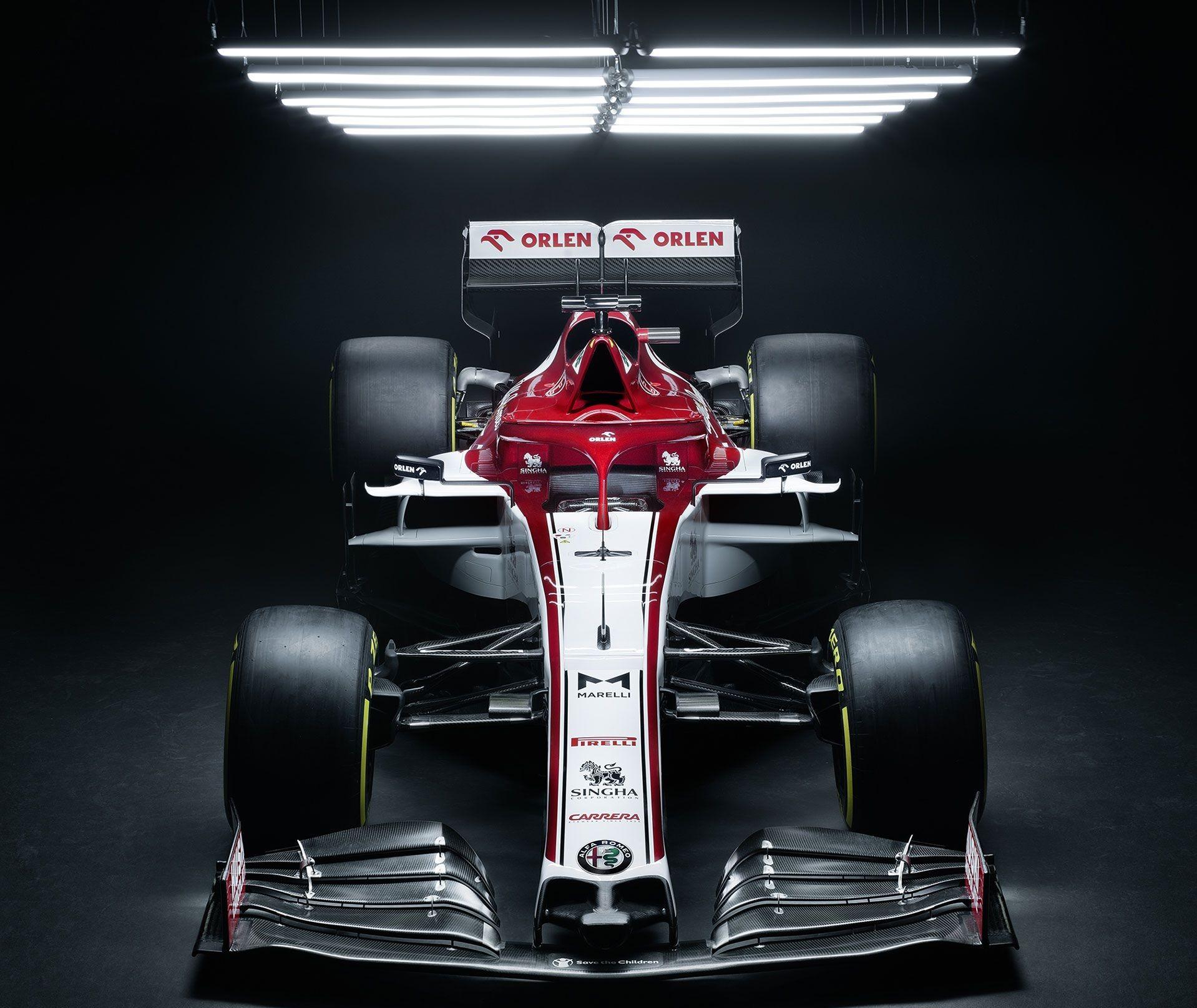 Alfa Romeo, Presenta Su Coche Para 2020, El C39